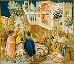 Влизането на Христос в Йерусалим - Цветница